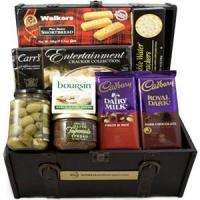 China China Christmas gift baskets Hors Doeuvres And Confections Gift Set.NO.43 delivery christmas wholesale