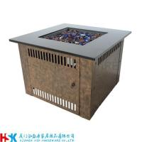 China Outdoor Steel Fire Pit Table wholesale