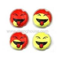 China Heat Sensitive Color Changing Instant Heat Gel Pack (Smiley Face) wholesale