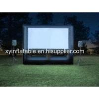 China Outdoor Inflatable Movie Screen For Sale on sale