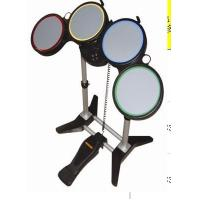 China WII/PS2/PS3/PC 4in1 wireless drum kit for rockband I & ROCKBAND II wholesale