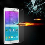 China Anti-Fingerprint Tempered Screen Protector for S5 on sale