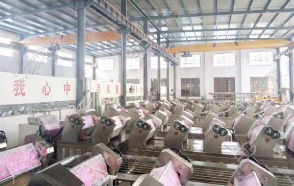 Quality Fresh Noodles Making Machine for sale