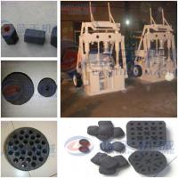 China Bamboo charcoal briquette machine on sale