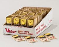 China Victor Professional Mouse Snap Traps 72 Traps wholesale