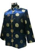 China Martial Arts Uniforms good quality popular blue Chinese APEC c 2012919103955 on sale