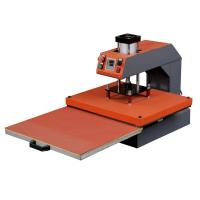 China BS-DG-102 pneumatic pull type heat press machine wholesale