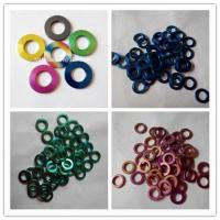 China Anodized Titanium Washer wholesale