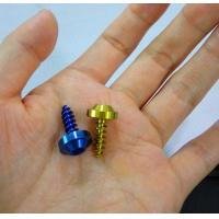 China Titanium Torx Head Flange Bolts wholesale