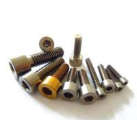 China Titanium Button Head Bolts wholesale