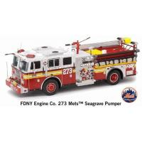 China Code 3 1/32 FDNY Engine Co. 273 Mets Seagrave Pumper - DP #5 (12985) wholesale