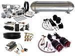 China 12-15 Honda Civic Air Suspension Kit - LEVEL 4 with Accuair Management wholesale