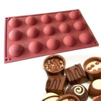 Buy cheap RENJIA silicone chocolate tray christmas chocolate tray silicone chocolate mold tray from wholesalers