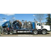 China Kenworth T800 Truck Mounted Coiled Tubing Unit for Sale wholesale