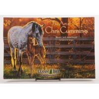 China Collection of Horse art on Blank Note Cards by Chris Cummings on sale