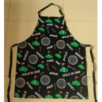 Buy cheap China Factory Wholesale Printed Cotton Long Vintage Waitress Aprons from wholesalers