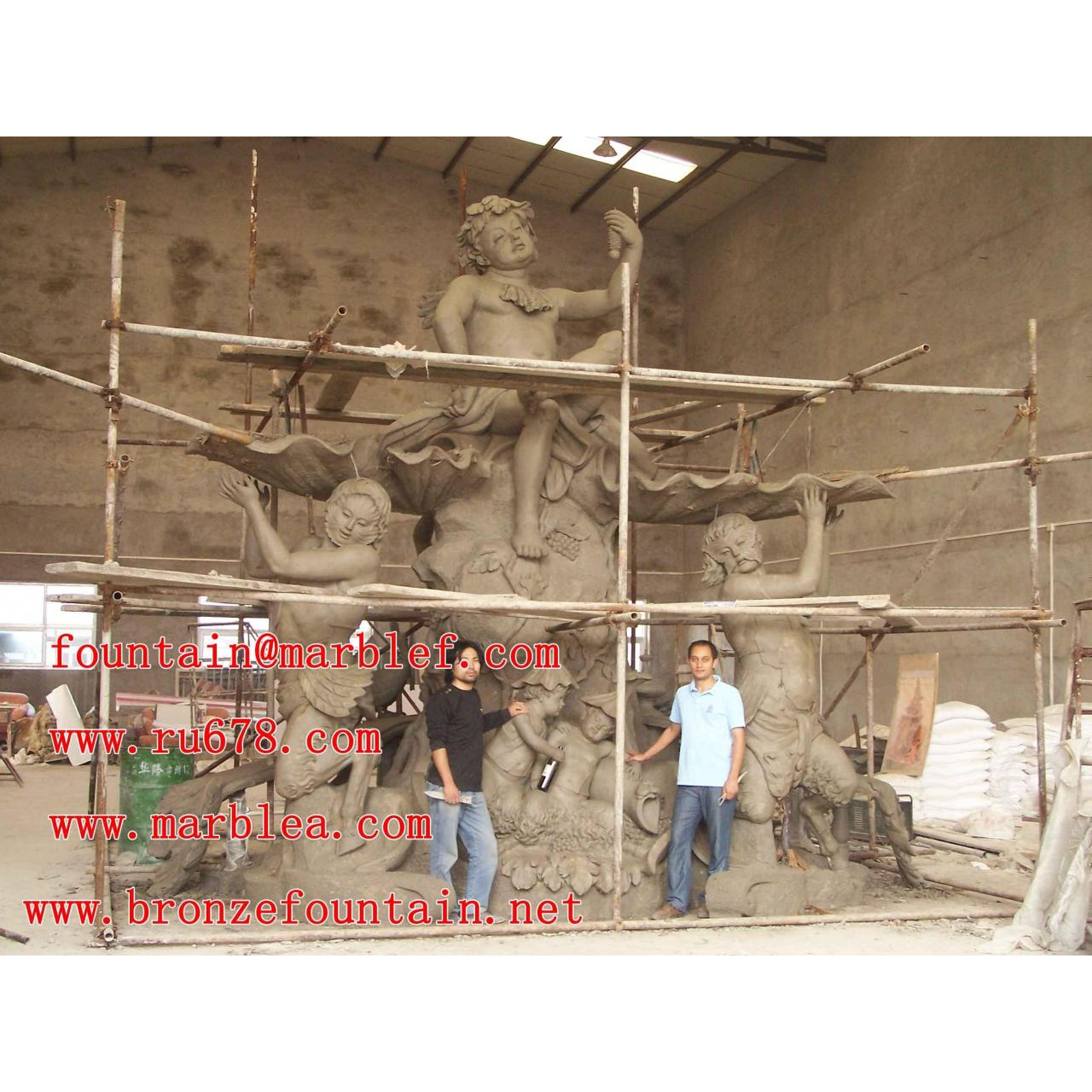 China statuary fountains Delivery time25-50 days after deposition wholesale