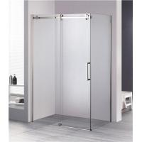 China Online Big Rollers One Sliding Shower Screen Sanitary Ware on sale