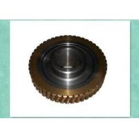Buy cheap Worm Gear In Gear Reducer For Controling / Adjusting The Speed Of Motor from wholesalers