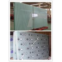 China Silk-screen Printing Glass For Architecture wholesale