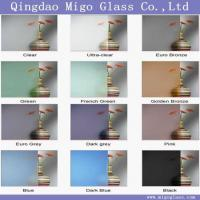 China Frosted/Patterned Decorative Tempered Family Glass wholesale