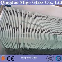 China Silk Screen Printing Glass with High Quality Tempered Glass wholesale