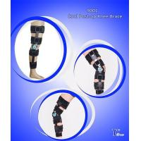 China Soft Cool Post OP Surgery Adjustable Knee Brace wholesale