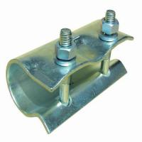 China Pressed scaffolding sleeve coupler on sale