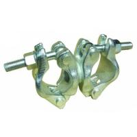 China Drop forged scaffolding swivel clamp American type on sale