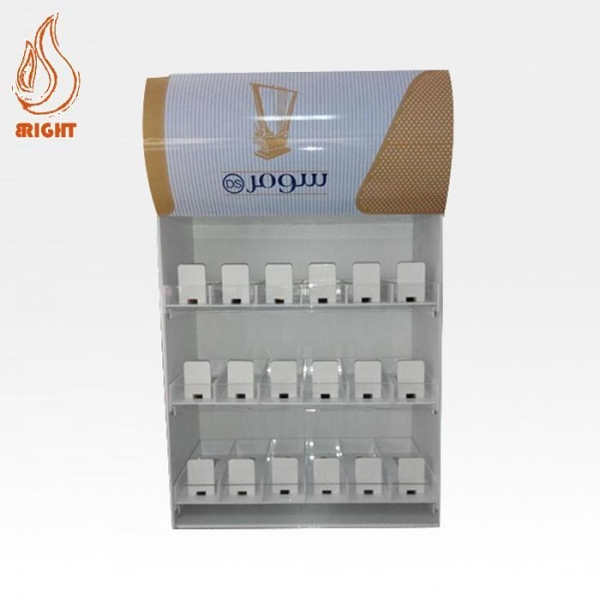 Quality Display Stands Used Cigarette Display Rack for sale