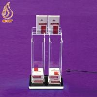 China Display Stands Illuminated Cigarette Display wholesale