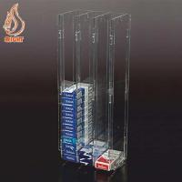China Display Stands Clear Cigarette Display wholesale