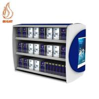 China Display Stands Acrylic Cigarette Display for Indoor Advertising and Promotion in Supermarkets wholesale