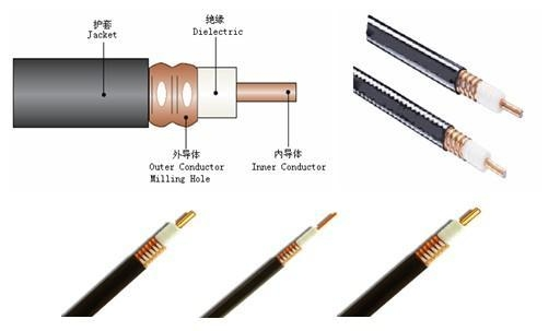 Quality Coupling Leaky Coaxial Cable for sale