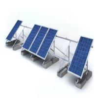 China Adjustable Triangle Solar Panel Roof Mounting System wholesale