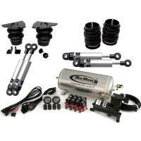 China Polished Hot Rod Shocks 1963-1972 Chevy C10 - Air Suspension - Level 1 wholesale