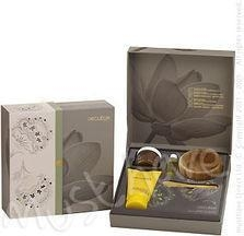Quality Small Pieces Bath Spa Set In Paper Box Square Gift Box for sale
