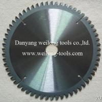 China 160MM-60T-Aluminum-Cutting-Circular-Saw-Blade on sale