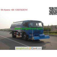 China FAW high pressure jetting cleaning truck wholesale