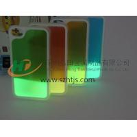 China Beautiful Holster Noctilucent Function Phone Cover Case for iPhone4/4s/5 wholesale