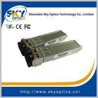China Small Form Pluggable 10gbase-ER SFP+ Optical Transceiver 1550nm For SMF wholesale