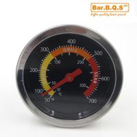 01T08 Barbecue BBQ Smoker Grill Thermometer Temperature Gauge
