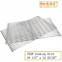 China 2 Pcs Weber 7528 Gas Grill BBQ Stainless Steel Cooking Grid Grate wholesale
