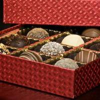 China chocolate&cartoon gift Assorted Box Of Truffles.No.36 delivery gift to australia sydney wholesale