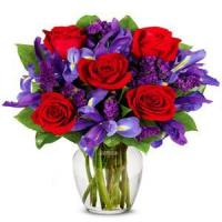 Buy cheap Mother's Day Winter Ruby Rose Bouquet.No.47 delivery flower to australia sydn from wholesalers