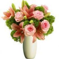 Buy cheap Valentine's Day Blush Pinks Bunch.No.10 send flower to australia sydney from wholesalers