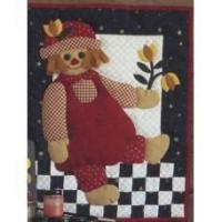 China Miniature Quilt Kits (3) (9818u) Rag Doll wholesale