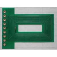 Buy cheap Ultra-thin four-layer circuit board, thickness 0.4mm from wholesalers
