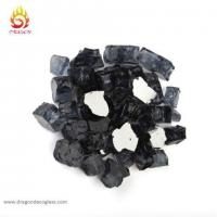 China 1/2 Inch Gray Reflective Fire Glass with Fireplace Glass and Fire Pit Glass on sale