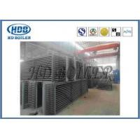 China Stainless Steel Exhaust Gas Economizer In Boiler Gilled Tube With Coal Fired on sale